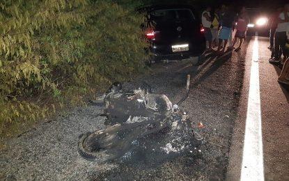Colisão frontal deixa uma vítima fatal na BR-316 no Piauí