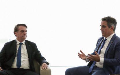 Bolsonaro recebe Ciro para tratar de apoio à reforma da Previdência
