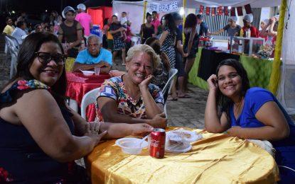 Juventude da Igreja Assembleia de Deus realiza a  III Feira das Delícias em Guadalupe