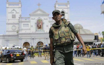 Ataques simultâneos atingem igrejas e hotéis no Sri Lanka