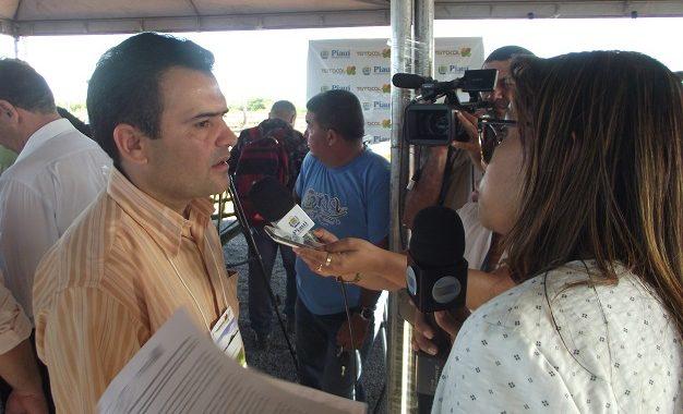 Acusado de ser funcionário fantasma Wallem Mousinho pediu para sair do cargo