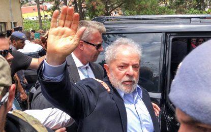 STJ reduz pena de Lula no caso do tríplex, e ex-presidente poderá deixar prisão em setembro