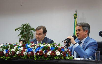 Ciro Nogueira é reeleito presidente nacional do Progressistas