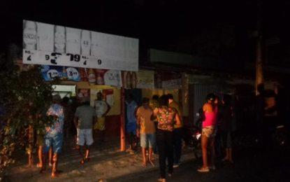 Idoso é morto a tiros após reagir assalto em bar na cidade de Floriano