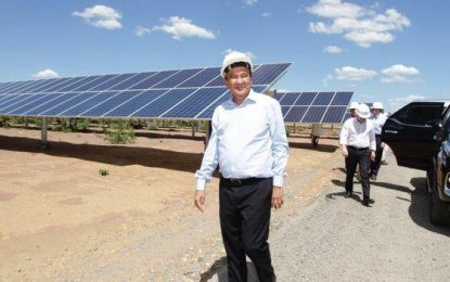 Governo quer implantar usinas de energia solar em barragens