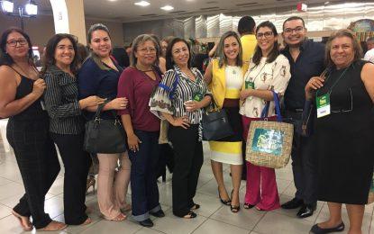 O município de Marcos Parente é representado no 21º Encontro do Congemas