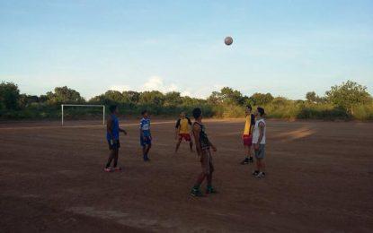 Campo do Gregório no bairro Cruzeta é recuperado pela prefeitura de Guadalupe