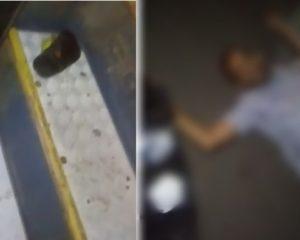 Passageiro reage e mata bandido durante assalto a ônibus na BR 316