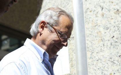 José Dirceu irá se entregar, diz advogado após tribunal negar recurso