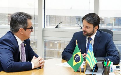 Ciro Nogueira defende nome de Baldy para voltar ao Ministério das Cidades