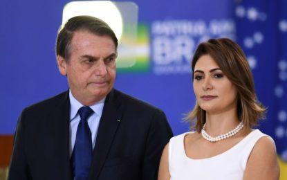 Miliciano preso por grilagem de terras é tio de Michelle Bolsonaro