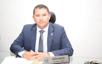 Vereador Adão Moura dedica mensagem para as mães guadalupenses