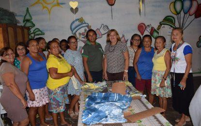 Secretaria de Assistência Social de Guadalupe dá início a dois cursos em parcerias com SENAR