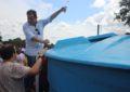 Henrique Pires inaugura estação de tratamento de 2,5 milhões