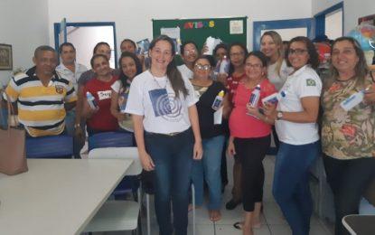 NASF de Guadalupe promove atividade alusiva ao Dia Mundial da Voz
