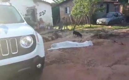 Homem é morto em Floriano após briga por conta de demora no banho