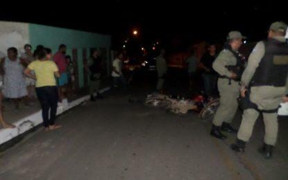 Vigilante tenta impedir assalto em Floriano e acaba assassinado