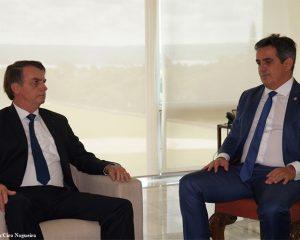 Bolsonaro oferece o comando do Banco do Nordeste a Ciro Nogueira