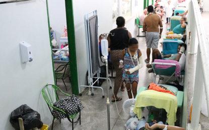 DESCASO TOTAL: Anestesiaram o salário dos anestesistas e varreram os bolsos dos faxineiros do Hospital Tibério Nunes