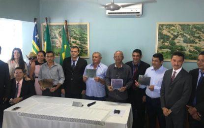 Frei Eulálio Miranda é o mais novo cidadão jerumenhense