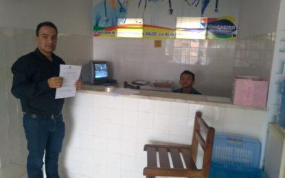 Coren/PI interdita atendimentos de enfermagem em Cristino Castro