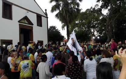 Começa os festejos de Santo Antônio, padroeiro de Jerumenha