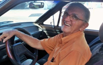 Ex-prefeito de Cocal do Piauí morre aos 79 anos