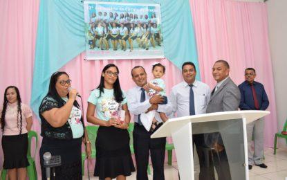 Assembleia de Deus celebra 01 ano da Congregação do Ebenézer em Guadalupe
