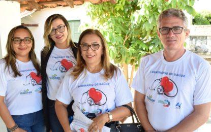 Prefeitura de Guadalupe abre o I Seminário de Saúde