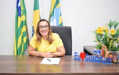 Prefeita Neidinha Lima disputará reeleição em 2020