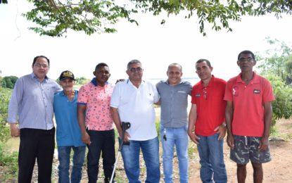 Galego Pescador é reeleito presidente do SINDPESCA de Guadalupe