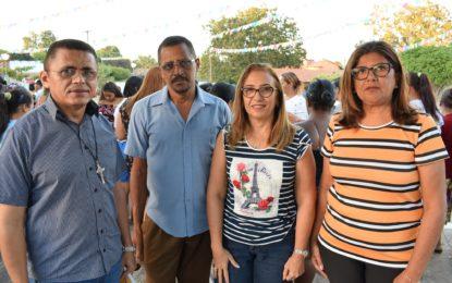Alvorada e celebração da palavra abre novenário de São João Batista em Guadalupe