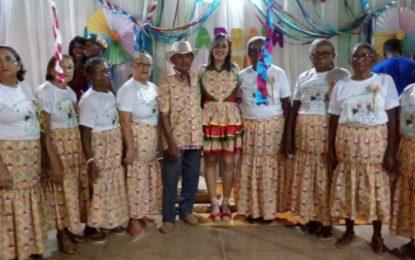 Secretaria de Assistência Social de Marcos Parente realiza Festival de Quadrilhas
