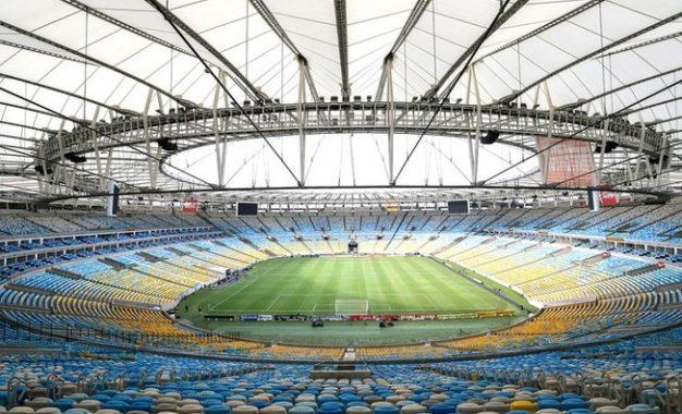 Há 69 anos o Brasil ganhava o estádio do Maracanã, no Rio de Janeiro