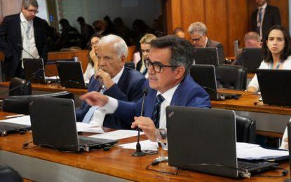 Ciro Nogueira defende projeto que combate endividamento das famílias