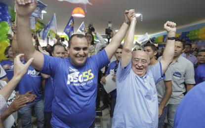 Júlio César diz que pesquisa aponta Georgiano Neto em 3ª lugar para disputa da PMT