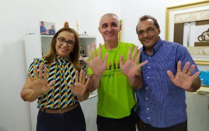 PSD de Neidinha Lima e Edivan Miranda ganha novo reforço em Guadalupe