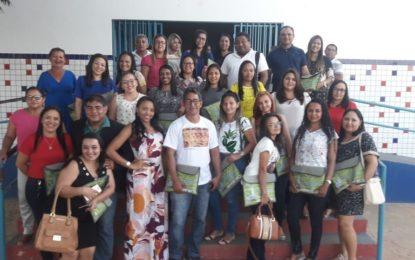 Conselheiros municipais da macrorregião participam de curso de formação continuada em Uruçuí