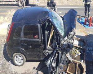 Três piauienses morrem em colisão frontal no estado de Goiás