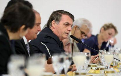 Daqueles governadores de paraíba, o pior é o do Maranhão, diz Bolsonaro