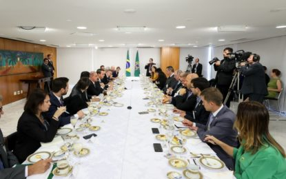 Bolsonaro diz que governo não vai criar novos impostos