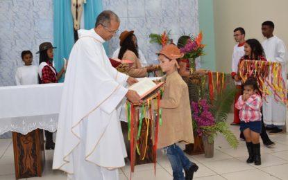 Frei Eulálio Miranda celebra missa dedicada ao Vaqueiro em Marcos Parente