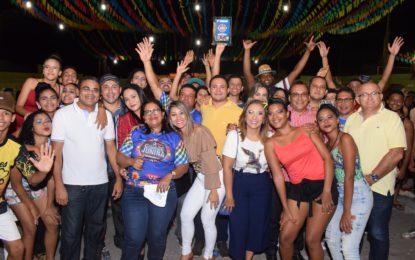 Mistura do Sertão é a grande campeã do III Cidade Junina de Guadalupe
