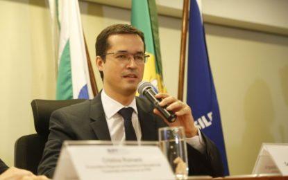 Intercept divulga áudio de Deltan para procuradores da Lava Jato