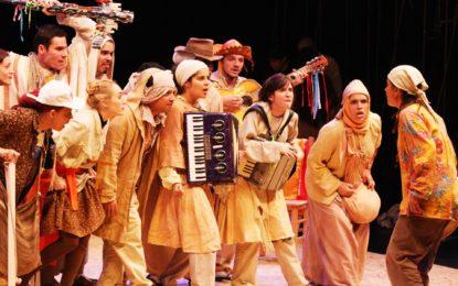 O teatro de todo o Brasil estará nos palcos de Floriano em outubro