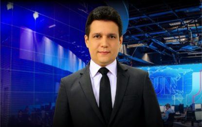 Marcelo Magno vai representar o Piauí na bancada do Jornal Nacional