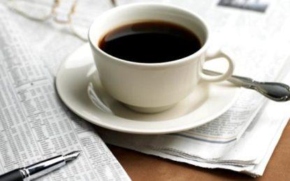 Café pode aumentar em 4 vezes o risco de pressão alta