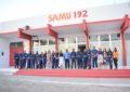 Reforma e ampliação do SAMU de Guadalupe é entregue por Neidinha e Edivan