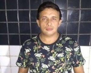 Paulynho Paixão é preso após agredir a mulher em Bacabal-Ma
