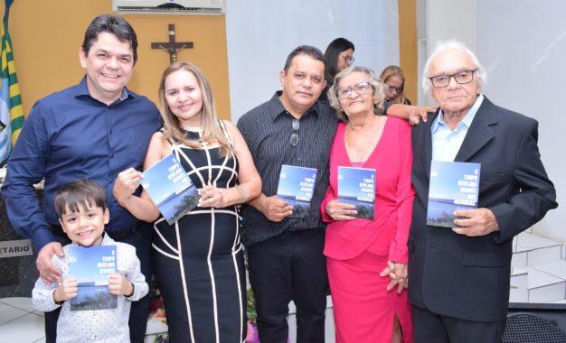 Amadeu Negão completa 80 anos e comemora com lançamento de livro
